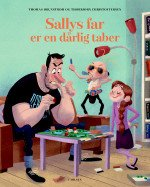 Sally's Dad is a Bad Loser