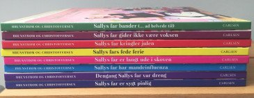 The Sally's Dad series