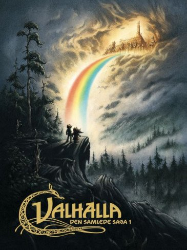 Valhalla - Collected Sagas 1: At the End of the Rainbow