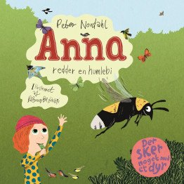 Something happens to an Animal: Anna rescues a Bumble Bee (1)