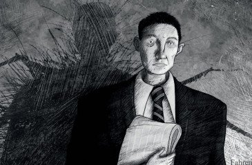 "Stunning graphic novel retelling Kafka's ""The Metamorphosis"" sold to Brazil at auction"